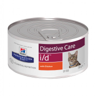 Hill's PD I/D Digestive Care консервы для кошек 156 г