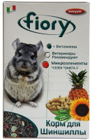 Fiory Cincy корм для шиншилл 800 г