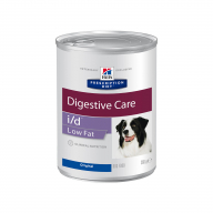 Hill's PD I/D Digestive Care Low Fat консервы для собак 360 г