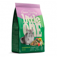 Little One Green Valley корм для шиншилл 750 г