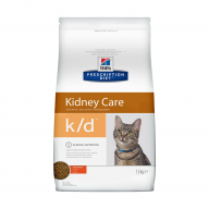 Hill's PD K/D Kidney Care для кошек