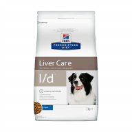 Hill's PD L/D Liver Care для собак