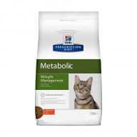 Hill's PD Metabolic для кошек