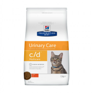 Hill's PD Urinary Care C/D Курица для кошек