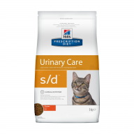Hill's PD Urinary Care S/D для кошек