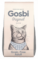 Gosbi Original Grain Free Adult для кошек