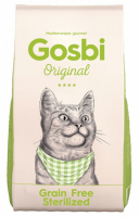 Gosbi Original Grain Free Sterilised для кошек