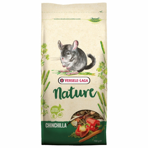 Versele-Laga Nature Chinchilla корм для шиншилл 700 г 1