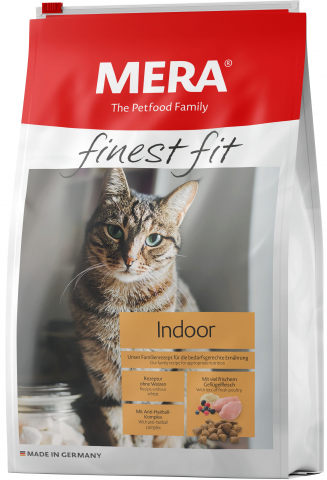 Mera Finest Fit Indoor для кошек 1